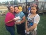 Ivonne, Lorena, y Carmen