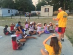 Bible Study during The Way week